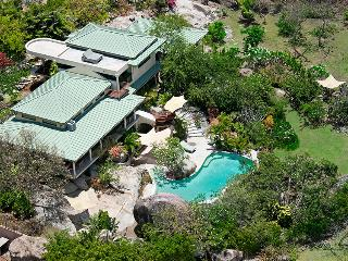 Symbio at Princess Quarters, Virgin Gorda - Ocean View, Pool, Lushly Landscaped Grounds - Virgin Gorda vacation rentals