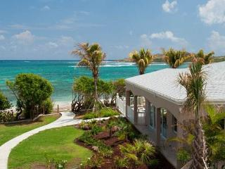 Brand New! Cruzan Sands Villa! Beachfront! 3-4 bed - Sapodilla Bay vacation rentals