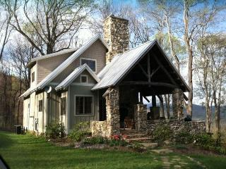 Granny Mandy at On the Windfall - 215 acre retreat - Lansing vacation rentals