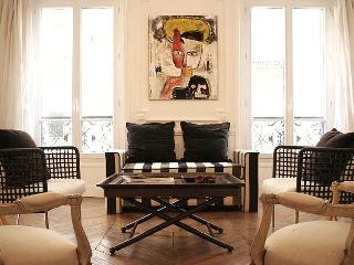 ***FABULOUS*** French Designer Apartment***2 bedrooms - 16th Arrondissement Passy vacation rentals