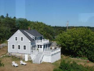 Ocean views from every bedroom - Phippsburg vacation rentals