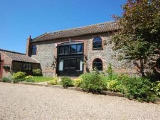 Outside - 5/6 Bed 5 star Barn Conversion North Norfolk Coast - Cromer - rentals