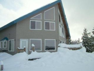 Serenity Lodge, 5 BR, 3 Bath, on Edge of Meadow  Easy snowmobile access! - Island Park vacation rentals