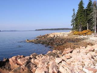 Stunning Ocean Views, Large Cabin Home w/ Dock - Gouldsboro vacation rentals