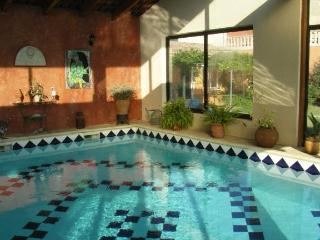 In a Provencal Mas, HEATED INDOOR SWIMMING POOL - Arles vacation rentals