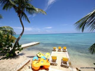 Luxury Villa in Guadeloupe waterfront & golf , 5* - Saint-François vacation rentals