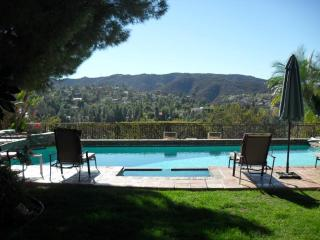 Incredible view, totally private, swimming pool.. - Los Angeles vacation rentals