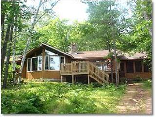 The Deer House - The Deer House, Spider Lake, Mercer WI - Mercer - rentals