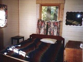 Rustic Cabin with River and Redwoods view - Redway vacation rentals