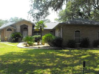 Family POOL Home 2 Acres fully fenced PETS Welcome - De Leon Springs vacation rentals