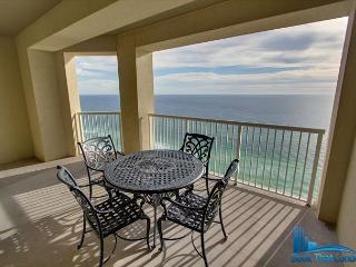 Grand Panama 1807. Stunning views! Prime Locations! Gulf Front! Sleeps 8 - Panama City Beach vacation rentals