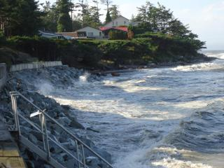 Bella's Beachfront B&B on Vancouver Island, Comox - Comox vacation rentals