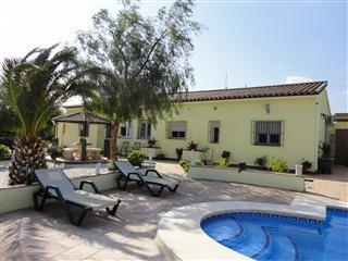 Tranquil1 Bedroom Villa Inland Costa del Sol - Malaga vacation rentals