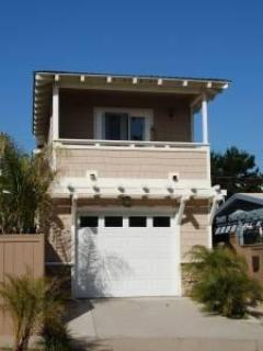 Front of Cottage - Neptune's Beach Cottage - Encinitas - rentals