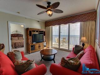 Ocean Villa 1105. Stunning Gulf Front Views! 2 Bed, 2 Bath! Book NOW! - Panama City Beach vacation rentals