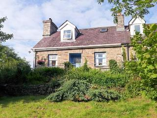 BRYNABER, cottage with open fire, original quarry tile floor, large deck with furniture in Aberbanc, Ref 15932 - Newcastle Emlyn vacation rentals