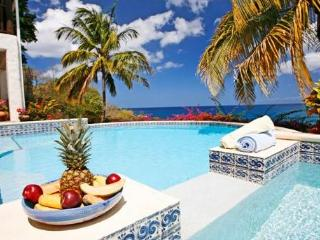 La Paloma at Vigi, Castries, Saint Lucia - Sea Views, Short Drive To Beach, Pool - Castries vacation rentals