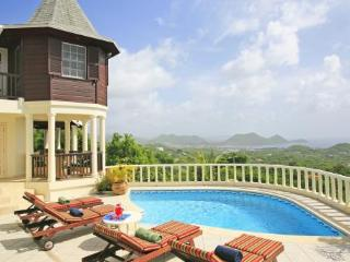 Residence du Cap at Golf Park, Cap Estate, Saint Lucia - Ocean View, In The Hills Of An Old Sugar Plantation, Pool - Cap Estate vacation rentals