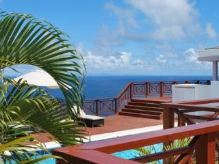 Villa at Panorama at Saline Point, Cap Estate, Saint Lucia - Ocean View, Pool, Air Conditioning - Saint Lucia vacation rentals
