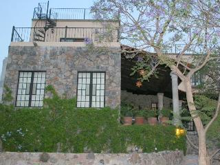 Stone Hacienda, Pool, Sweeping Views, Walk to Town - San Miguel de Allende vacation rentals