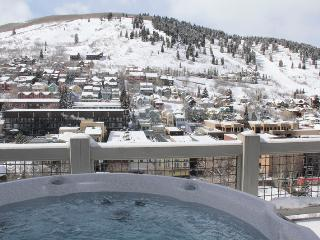 Park City Panorama Home in Old Town Over Main St.! - Park City vacation rentals