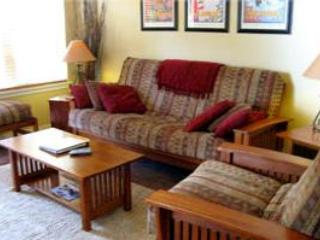 Sunny Living Room - Collins Lake Resort-Spring & Summer Savings! - Government Camp - rentals