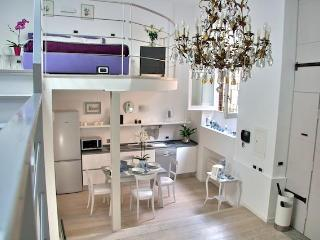 Elegant SUITE with romantic roof terrace-Colosseum - Rome vacation rentals