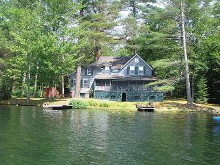 LakeSide on Partridge Lake - Franconia vacation rentals