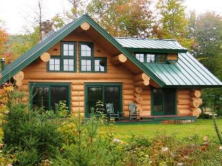 The Eaglet Log Home - Franconia vacation rentals