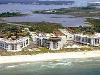St. Regis  oceanfront condo at Topsail Island, NC - North Topsail Beach vacation rentals