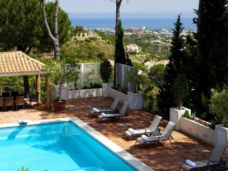 Luxury 10 bed Villa in exclusive  area Nr Marbella - Benahavis vacation rentals