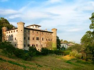 Castello di Galbino has lovely gardens, amazing views and frescoed ceilings - Arezzo vacation rentals