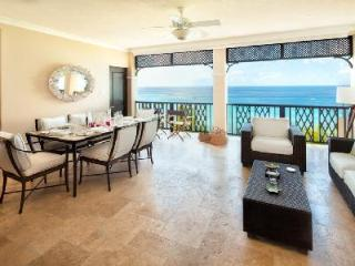 Sandy Cove 302 - Luxury beachfront condo with facilities access, plunge pool & direct beach access - Saint Philip vacation rentals