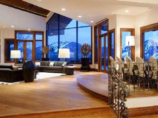 Starwood Estate, indoor pool, private cinema, wine room and awe-inspiring views - Aspen vacation rentals