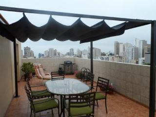 Miraflores Penthouse Rooftop Private Terrace condo - Miraflores vacation rentals