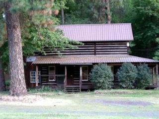 Tall Pine Cabin-authentic early 1900's log cabin. - Orofino vacation rentals