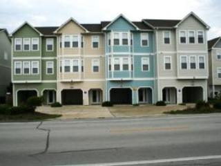 Beach Wood-Topsail-3 bed 2 bath Ocean view - Surf City vacation rentals