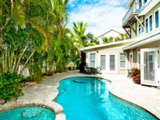 Private pool with spa - Coquina Sands - 100A 52nd St - Holmes Beach - rentals