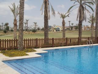 Charming apartment, La Torre golf, Roldan, Spain - Torre-Pacheco vacation rentals