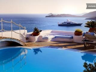 Villa La Vie in Blue - Mykonos vacation rentals