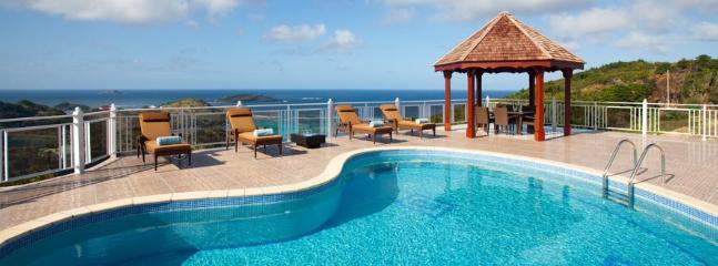 Soleil Levant at Petit Cul de Sac, St. Barth - Ocean View, Sunrise and Sunset Views