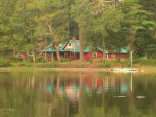 Spencer Pond Camps - The Sabotowan aka Maine Lodge - Maine Highlands vacation rentals