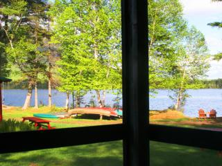 Spencer Pond Camps - The Cricket - Maine Highlands vacation rentals