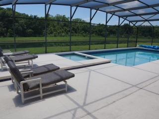Luxury 3BR Game Room-SF Pool-LakeView-WiFi - 5STR - Orlando vacation rentals
