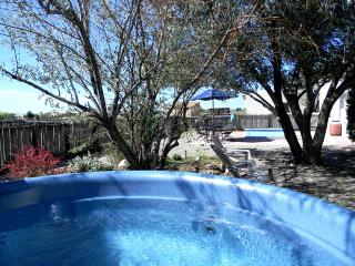 Scrabble House - Taos Area vacation rentals