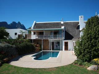 Luxurious self catering house in Stellenbosch - Stellenbosch vacation rentals