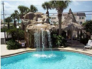 Pool Right beside this condo - Pool and Beach View from this Bargain Condo! - Panama City Beach - rentals