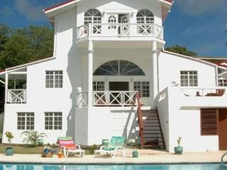Date House at Marisule, Castries, Saint Lucia - Sea Views, Short Drive To Beach, Air Conditioning - Castries vacation rentals