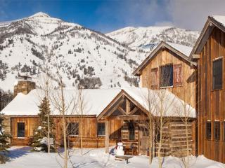 Shooting Star Cabin Number 9 - Teton Village vacation rentals