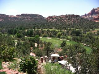 Beautiful home on the Hilton Resort golf course - Sedona vacation rentals
